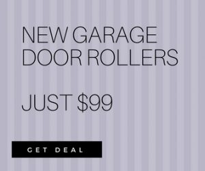 new garage door rollers sugar land texas