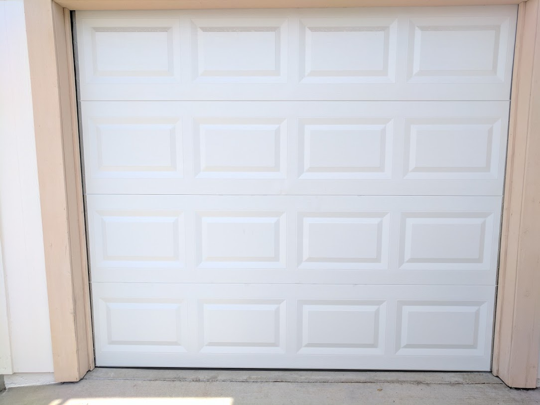 Updating Garage Door Before Putting Home Up For Sale