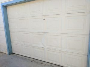 new garage door rental