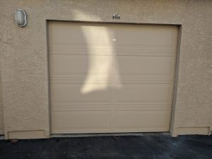 condo garage door repair